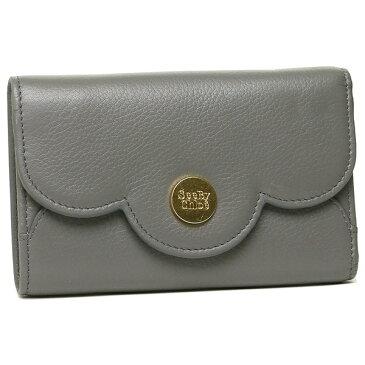 シーバイクロエ 折財布 レディース SEE BY CHLOE 9P7784 P212 NR064 グレー
