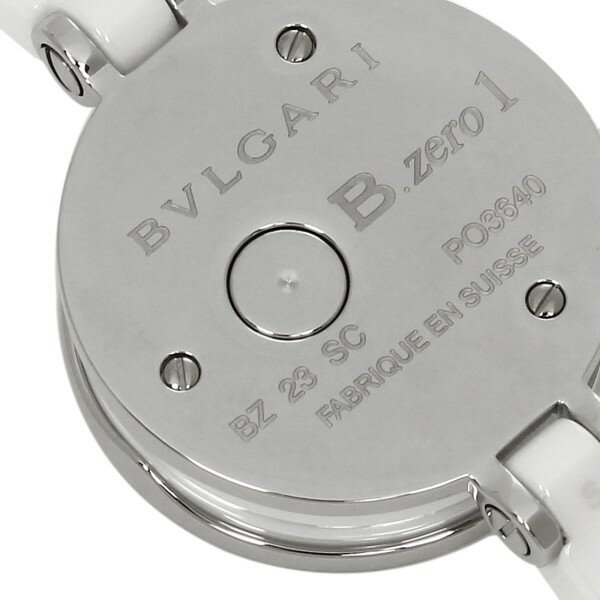 low priced 8d43e 68892 ブルガリ Blahnik 時計 レディース 5 BVLGARI BZ23WSCC.S B ...