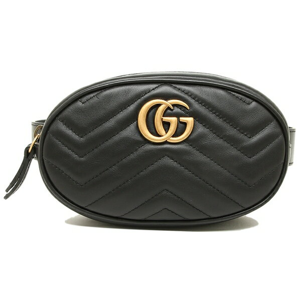 93ef433bcf5e Brand Shop AXES: Gucci bum-bag Lady's GUCCI 476434 DSVRT 1000 black ...