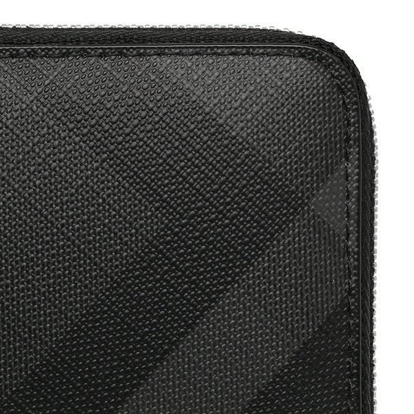 9663a9d7fc69 BURBERRY(バーバリー)の長財布が入荷しました. シックなチェック柄がなんともクール。ラウンドファスナー ...