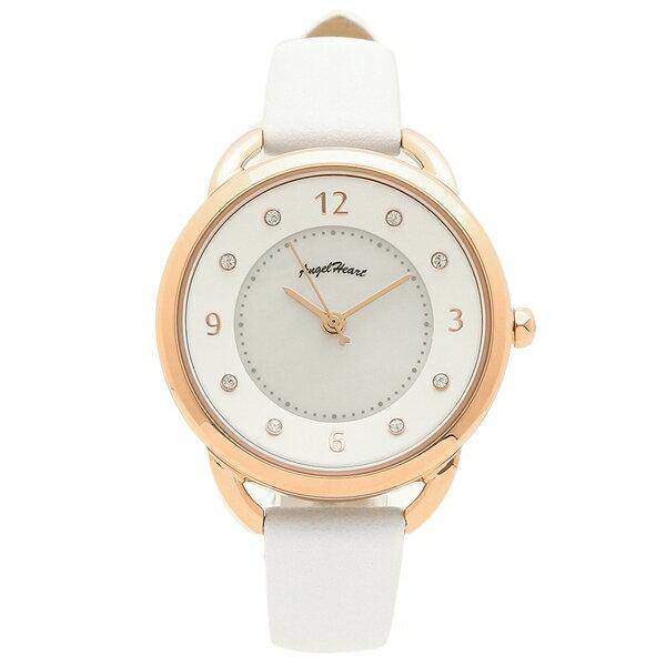 エンジェルハート 腕時計 レディース ソーラー ANGEL HEART YR31P-WH ピンクゴールド ホワイト