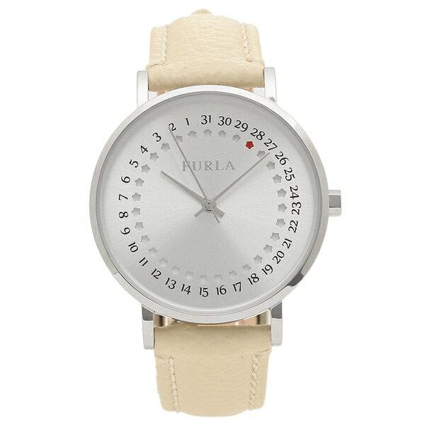 FURLA 腕時計 レディース フルラ 997526 R4251121508 W523 I44 PET オフホワイト シルバー