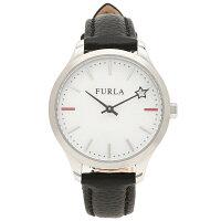 【4時間限定ポイント10倍】フルラ 腕時計 レディース FURLA 997549 W522 I44 O60 ブラック シルバー