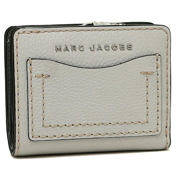 db2f55e2d02f MARC JACOBS 折財布 レディース マークジェイコブス M0014522 071 グレー ...