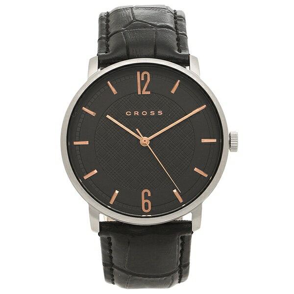 【36時間限定ポイント5倍】クロス 腕時計 メンズ CROSS CR8053-04 ブラック