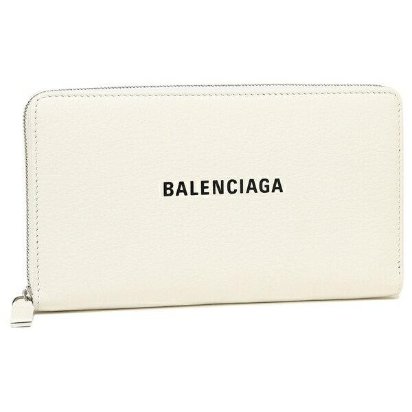 【4時間限定ポイント10倍】バレンシアガ 長財布 レディース BALENCIAGA 551935 DLQ4N 9060 ホワイト