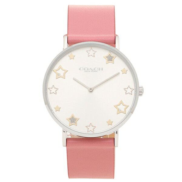 COACH 腕時計 レディース コーチ 14503243 ピンク シルバー