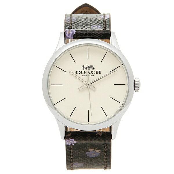 【4時間限定ポイント10倍】コーチ 腕時計 レディース アウトレット COACH W1546 SVOK ブラック