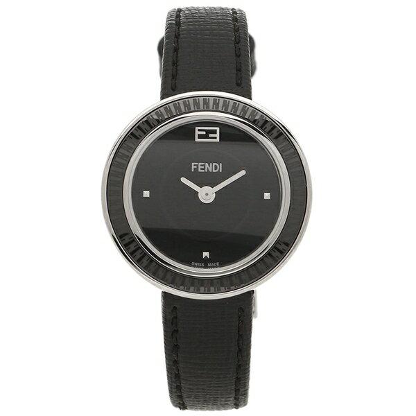 FENDI 腕時計 レディース フェンディ F352021011 ブラック