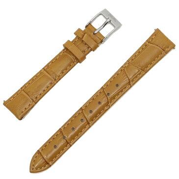 【4時間限定ポイント10倍】【返品OK】フォリフォリ 腕時計替えベルト レディース FOLLI FOLLIE L14E-LBR-SS ライトブラウン