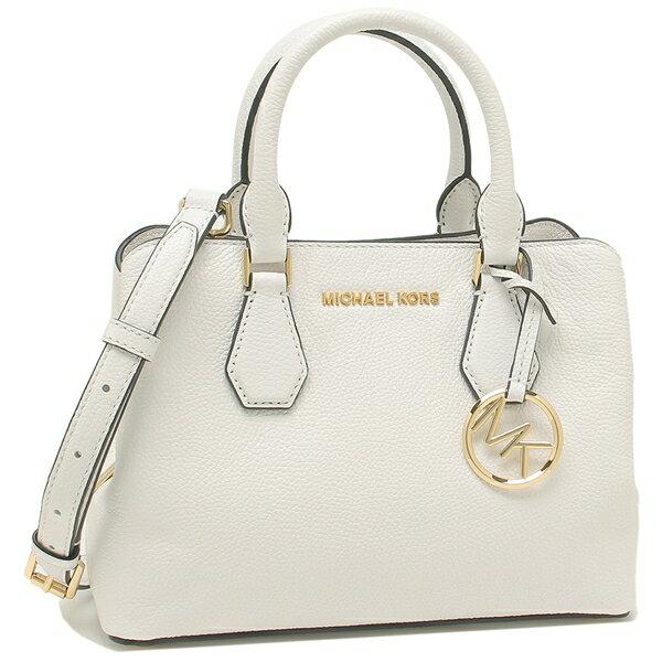Michael Kors Handbag Shoulder Bag Outlet Lady S 35s8gcas1l White