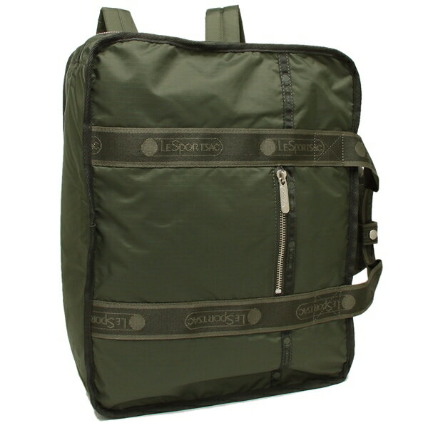 男女兼用バッグ, バックパック・リュック 410OK LESPORTSAC 4308 F321 HERITAGE AVOCADO A4