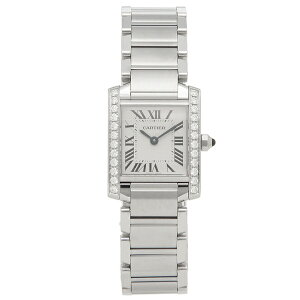 Cartier Watch Ladies CARTIER W4TA0008 Silver