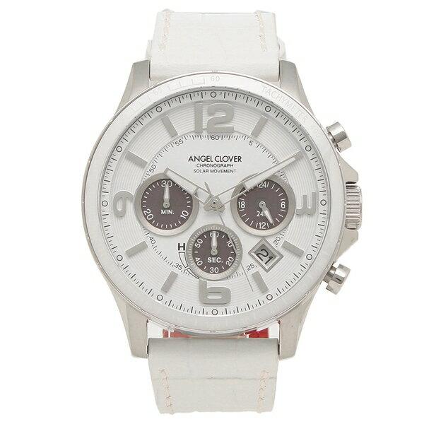 腕時計, メンズ腕時計 OK ANGEL CLOVER TCS44SWH-WH 44MM