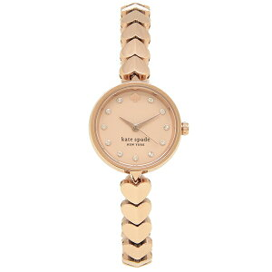 【返品OK】ケイトスペード 腕時計 レディース KATE SPADE KSW1589 24MM ローズゴールド