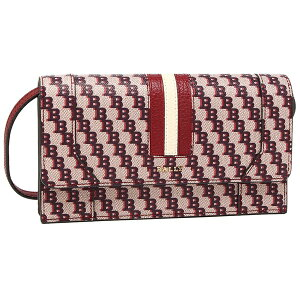 [28 times limited points 10 times] [Return] OK Barry Shoulder Bag Ladies BALLY 6232890 Red