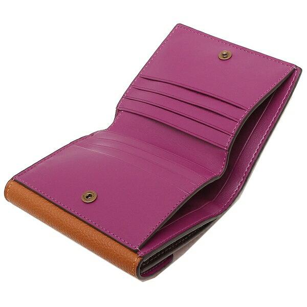 COACH 折財布 レディース コーチ 76302 B4PTX オレンジマルチJ5FcTK3ul1