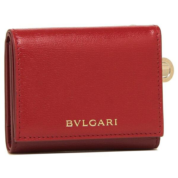 ブルガリ(BVLGARI)『ビー・ゼロワン財布(289146)』