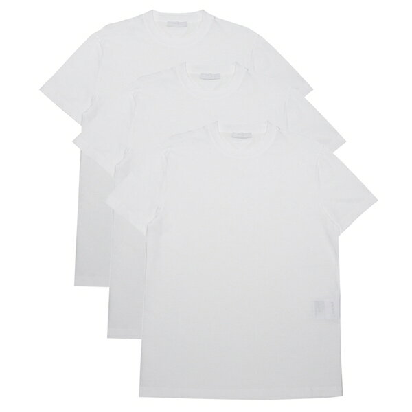 トップス, Tシャツ・カットソー 5OFF 917921 9OK 3 PRADA UJM492 ILK F0009 181