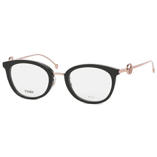 眼鏡・サングラス, 眼鏡 10 512525OK 51 FENDI FF 0426F 807