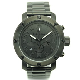 ・【送料無料】ANGELCLOVERエンジェルクローバーES46BBBブラックメンズウォッチ腕時計【_包装】【new0922】