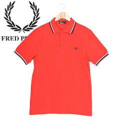 【ポイント5倍!】9/26(月) 9:59までフレッドペリー ポロシャツ fredperry Twin Tipped Fred Pe...