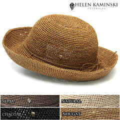 ★全品ポイント3倍!【5/25 9時59分まで】helenkaminski ヘレンカミンスキー 帽子 ハット 激安...