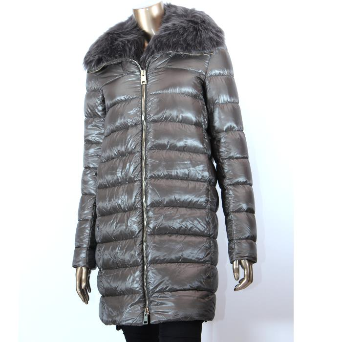 CUORE | Rakuten Global Market: HERNO fur-lined down coat