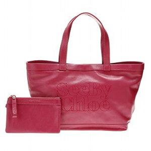 See by Chloe 9S7598 N199 A76 ZIP FILE Tote bag bag PORTE EPAULE * [c] [New/unused/genuine]