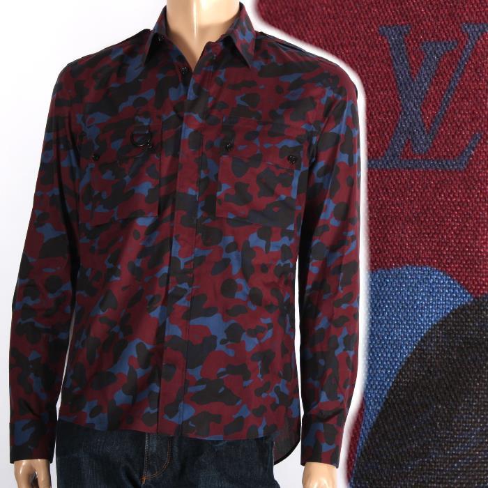トップス, カジュアルシャツ LOUIS VUITTON 1A10TG