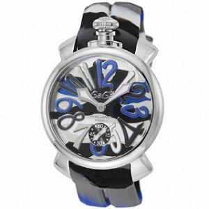 GAGA MIOLANO घड़ी MANUALE 48MM 5010.15S ● [नया / अप्रयुक्त / वास्तविक]
