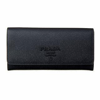 PRADA(プラダ)『サフィアーノレザー財布(1MH132_2EBW_F0002)』