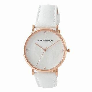 アリーデノヴォ ALLY DENOVO AF5003.10 ガイアパール レディース 腕時計【r】【新品・未使用・正規品】