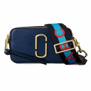 レディースバッグ, ボディバッグ・ウエストポーチ  MARC JACOBS M0014146 455 BLUE SEA MULTI Hip Shotc