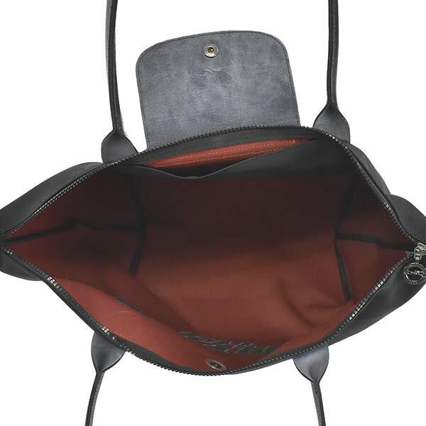 Longchamp(ロンシャン)『ルプリアージュLGPスタンプトートバッグ(L1899438067)』