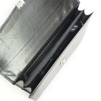 バルボス:B4サイズ専用キーロック付エンボスレザービジネスバッグ[4416]