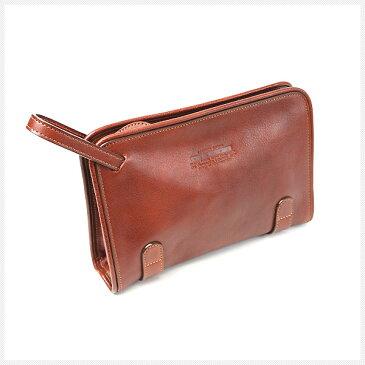 [青木鞄] ネヴァダ:セカンドバッグ[4953] 【送料無料】 Lugard NEVADA ネバダ *日本製 牛革 ヌメ革 クラッチバッグ 鞄 メンズ ブラック ブラウン* 【ラッキーシール対応】
