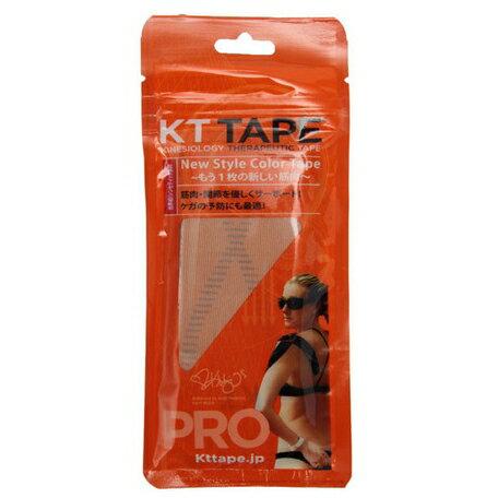 【全米売上1位】【メール便対応】☆KT TAPE(KTテープ) KT TAPE PRO パウチタイプ 5枚入リ KTP780 BEIGE(ベージュ)☆スポーツ 健康 ランニング フィットネス サイクリング ヨガ トレッキング ウォーキング