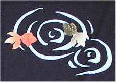 金魚Tシャツ(返品・交換・ギフト包装不可)