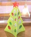 【お買い得!】折りたためてコンパクト!スタンドクリスマスツリー(返品・交換・ギフト包装不可)