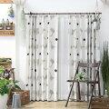 お部屋をおしゃれに変身させる、北欧柄カーテンのおすすめは?