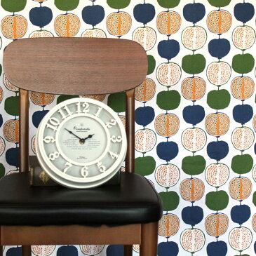 シェードカーテン ローマンシェード オーダー ワイデザイン Ydesign 北欧 ポメグラ グリーン 緑 小窓 腰窓 おしゃれ かわいい 柄 綿 コットン
