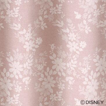 カーテン ディズニー ディズニーカーテン 遮光 スウィートフラワー ALICE(アリス) アリス 不思議の国のアリス Disney disney オーダー かわいい おしゃれ 幅150 幅100 幅200 丈178 丈200 生地 1.5倍ヒダタイプ 形状記憶加工