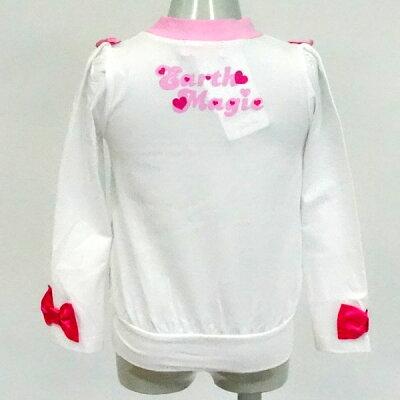 [2018初春商品]EARTHMAGICスタンドカラーTシャツ【合計10,800円(税込)以上お買い上げで送料無料】