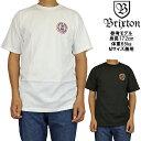 BRIXTON ブリクストンTシャツ 半袖 メンズPace Tee