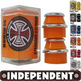 INDEPENDENT ( インディペンデント ) Genuine Parts Standard Cylinder ブッシュ (硬度6種) (STD※HI専用) (円筒タイプ) ( スケートボード スケボー パーツ クッシュ 純正 ブッシュ )