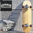 サーフ スケボー スケートボード コンプリート Bamboo SurfSkate Limited Thruster2 33
