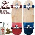 WOODY PRESS ウッディープレス 31inch (長さ80cm) スケボー スケートボード コンプリート サーフスケート スラスター2 カーバー グラビティ