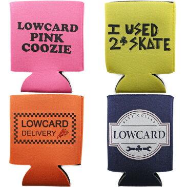 LOWCARD ローカード Coozie スケートボード スノーボード スケボー クージー