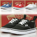 VANS バンズ Kids Authentic Elasti...